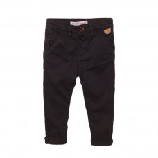 3BCHINO 3J:  Black Chino Pant (3-8 Years)