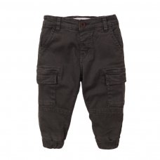 3BCOMBAT 4J:  Black Combat Pant (3-8 Years)