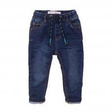 3BKNITJEAN 2J: Blue Knitted Denim Jean 3-8 Years)