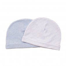 Bear 5:  2 Pack Hats (0-12 Months)
