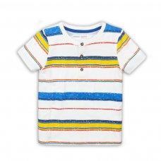 Break 3: Yarn Dyed Stripe T Shirt (3-8 Years)