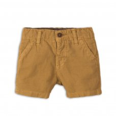 Camel 3P: Linen Look Short (12-24 Months)