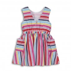 Candy 3: Striped Dress (9 Months-3 Years)
