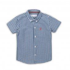 Coastal 2: Checked Shirt (3-8 Years)