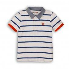 Coastal 6: Striped Polo Shirt (3-8 Years)
