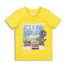Jeep 7: Slub T Shirt (9 Months-3 Years)