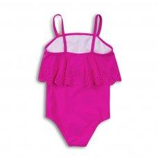 KG SWIM 25P: Frill Edge Swimsuit (8-13 Years)