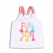 Miami 5: Fun Sun Jersey Vest (9 Months-3 Years)