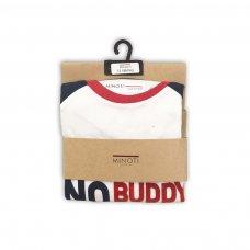 PYJA 2P: 2 Piece This Is No Buddy Top / Ao Stars Pant Pyjama Set (3-8 Years)