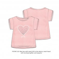 Picnic 2: Sparkle S/S Tshirt  (9 Months-3 Years)