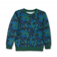 Roar 8P: Camo Fleece Sweatshirt (3-8 Years)
