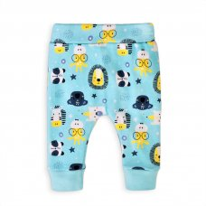 Capsule 29: Unisex Animals Legging (Organic Cotton) (0-12 Months)