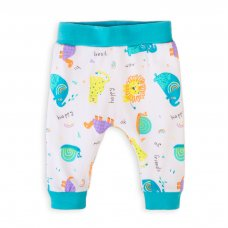 Capsule 41: Boys Happy Legging (Organic Cotton) (0-12 Months)