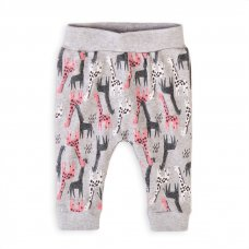 Capsule 45: Girls Giraffe Legging (Organic Cotton) (0-12 Months)