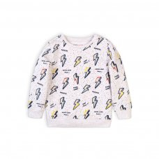 Chill 2K: All Over Printed Marl Sweater (1-3 Years)