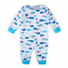 Ship 2: All Over Printed Romper (0-12 Months)