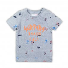 Salt 5: Aop Speckle T Shirt (3-8 Years)