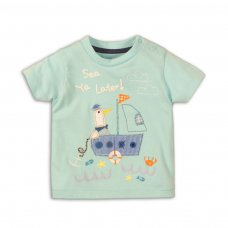 Seagull 7: Sea Ya Later T Shirt (0-12 Months)