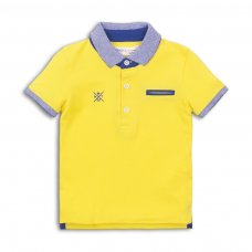 Sunset 5: Pique Polo Shirt (9 Months-3 Years)