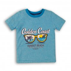Sunset 7: Yarn Dyed Stripe T Shirt (9 Months-3 Years)
