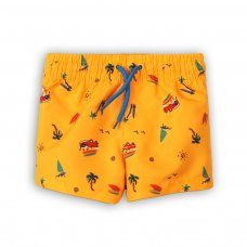 TB BOARD 17: Aop Camper Van Board Shorts (9 Months-3 Years)