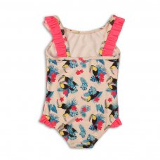 TG SWIM 14: Aop Toucan Swimsuit (9 Months-3 Years)