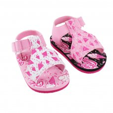 E206: Ice-Cream Print EVA Sandals (15-24 Months)