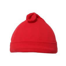 H29-R: Red Knot Hat (0-6 Months)