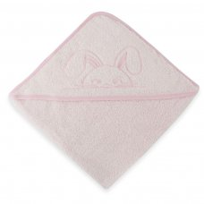 HT11-P: Pink Bunny Hooded Robe (1 Design)