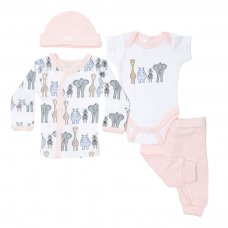 PR12: Premature Girls 4 Piece Set