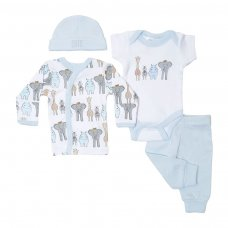 PR13: Premature Boys 4 Piece Set
