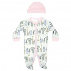 PR16: Premature Girls 2 Piece Garment Set