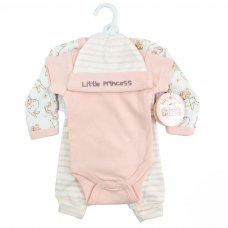 PR24: Premature Girls 4 Piece Set