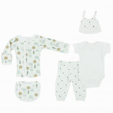 PR25: Premature Boys 5 Piece Set