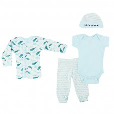 PR26: Premature Boys 4 Piece Set