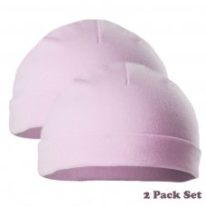 PRH5-P: 2 Pack Premature Pink Hat