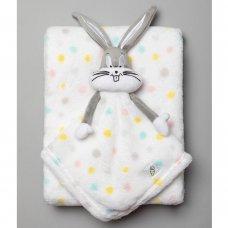 T20040: Baby Bugs Bunny Comforter & Blanket