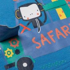 T20061:  Baby Boys Safari T-Shirt & Short Set (0-12 Months)