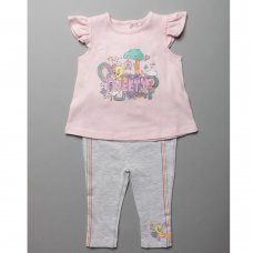 T20481:  Baby Tweety T-Shirt & Legging Outfit (3-24 Months)