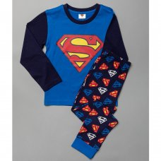 T20711: Boys Superman Pyjama (4-10 Years)