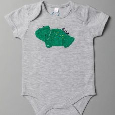 T20797:  Baby Boys Dinosaur 3 Piece Outfit (0-18 Months)