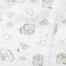 T20806: Baby Unisex Elephant 10 Piece Mesh Bag Gift Set (NB-6 Months)