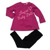 T4175: Infant Girls Top & Legging Set (2-6 Years)