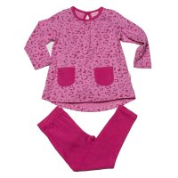 T4176: Infant Girls Top & Legging Set (2-6 Years)