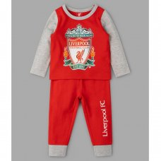 V21221: Boys Liverpool Football Club Pyjama (6 Months-3 Years)