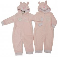 BIS-2020-2341: Baby Bunny Hooded All In One (0-18 Months)