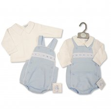 BIS-2020-2426: Baby Boys 2 Piece Outfit (NB-6 Months)