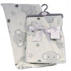 BW-112-1024G: Baby Grey Elephant Wrap