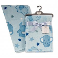 BW-112-1024S: Baby Sky Elephant Wrap