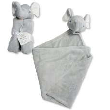 BW-112-1038: Baby Wrap With Elephant Head